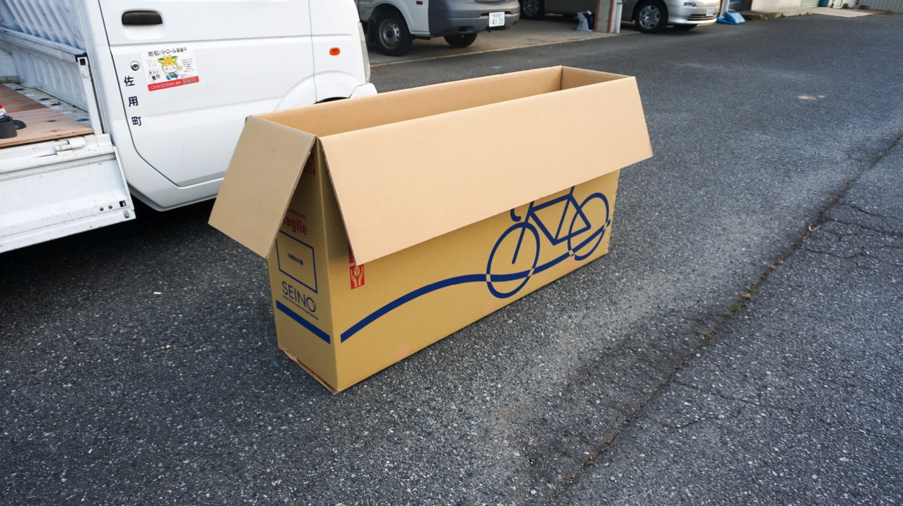 自転車運搬  7  8