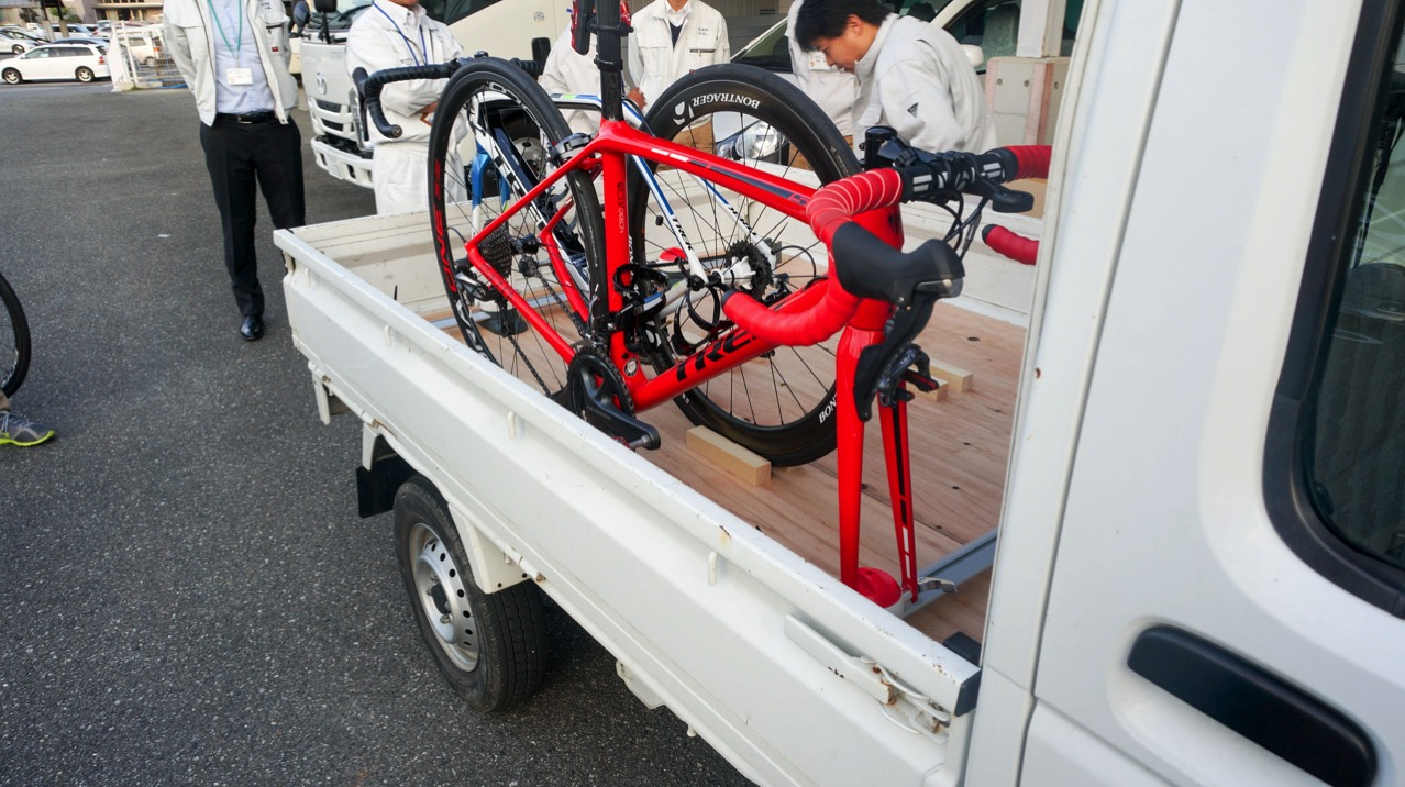 自転車運搬  6  8