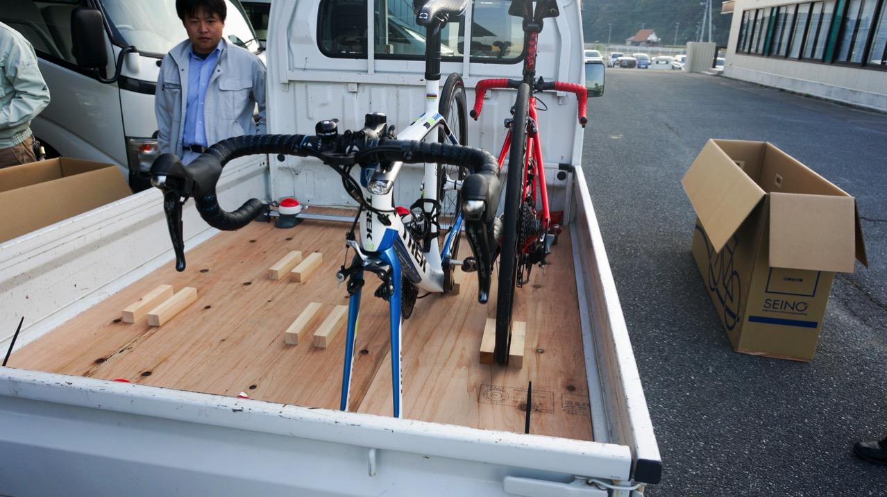 自転車運搬  5  8